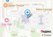Компания «Средняя общеобразовательная школа №2016» на карте