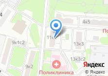 Компания «ОДС Инженерная служба района Чертаново Южное» на карте