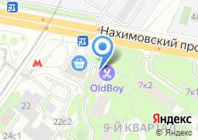 Компания «Фото на Нахимовском» на карте