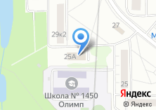 Компания «ОДС Инженерная служба Нагорного района» на карте