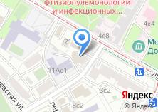Компания «Российская Ассоциация Франчайзинга» на карте
