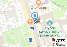 Компания «АзияВок» на карте