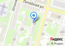 Компания «Маруся» на карте