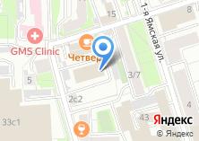 Компания «РусьЭнергоСтрой» на карте