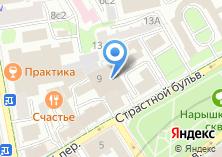 Компания «Газпром Экспорт» на карте