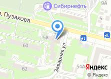Компания «ЗУБР» на карте