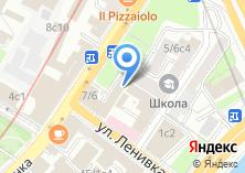 Компания «Sinart» на карте