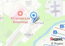 Компания «Стройспецкомплекс» на карте