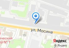 Компания «Реконструкция-Туламаш» на карте