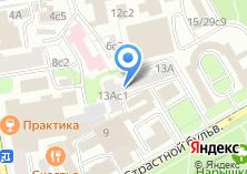 Компания «ВЛАНТ» на карте