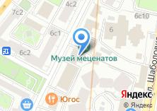 Компания «Гагаринский районный суд» на карте