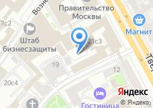 Компания «Информика» на карте