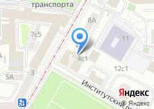 Компания «КБ ЕВРОКОММЕРЦ» на карте