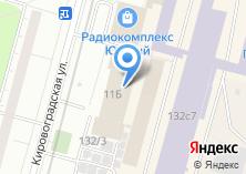 Компания «СпецАвтоЦентр» на карте