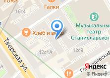 Компания «Tverskaya LOFT» на карте