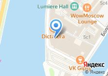 Компания «Dictatura Estetica» на карте