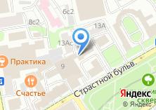 Компания «ДентаВита» на карте