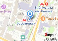 Компания «Станция Боровицкая» на карте