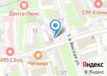 Компания «Территориальная избирательная комиссия района Марьина роща» на карте