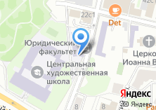 Компания «Наука в России» на карте