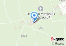 Компания «Храм Духа Святого Сошествия на Даниловском кладбище» на карте