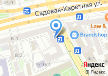 Компания «АК БайкалБанк» на карте