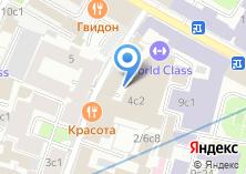 Компания «Romanov Club Luxury Travel» на карте