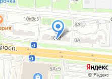 Компания «БестМебелик торгово-производственная компания» на карте
