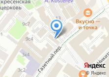 Компания «Компания Владимира Моженкова» на карте