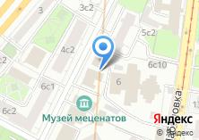 Компания «КБ Метрополь» на карте