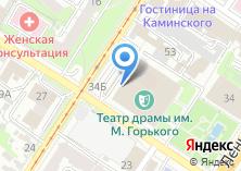 Компания «Союз театральных деятелей РФ» на карте