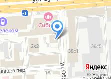 Компания «Представительство Республики Мордовия при Президенте РФ» на карте