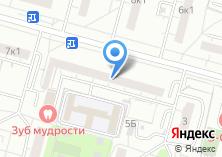 Компания «Печать-6» на карте