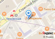 Компания «Библиотека им. А.П. Чехова» на карте