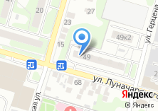 Компания «Белорусский двор» на карте