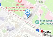 Компания «Каисса» на карте