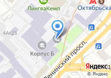 Компания «РуПереезд24» на карте