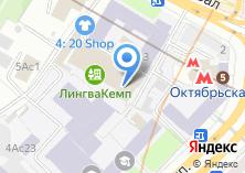 Компания «MNB Consult» на карте