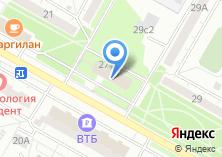 Компания «Центральный архив» на карте