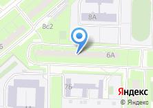 Компания «Радикс» на карте