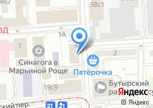 Компания «Экофин» на карте