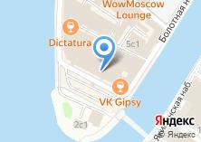 Компания «Alliance InCom» на карте