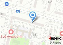 Компания «Приват» на карте
