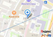 Компания «Храм Знамения иконы Божией Матери на Шереметевом дворе» на карте