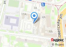 Компания «Мэдитек» на карте