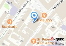 Компания «Жсо+» на карте
