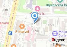 Компания «Ювелирная студия Алексея Хлусова» на карте