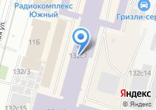 Компания «Generatorplus» на карте