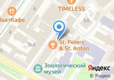 Компания «Музей-квартира академика Н.Д. Зелинского» на карте