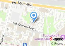 Компания «Энергострой» на карте